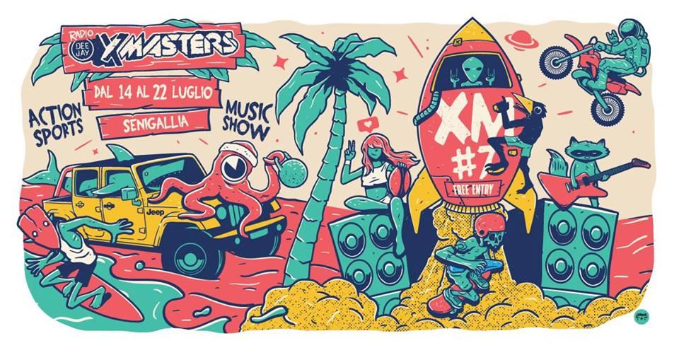 AVS A XMASTERS #7