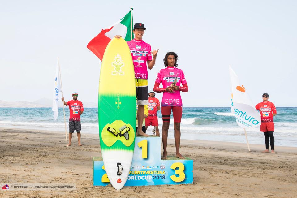 Eugenio Marconi Campione del Mondo Junior