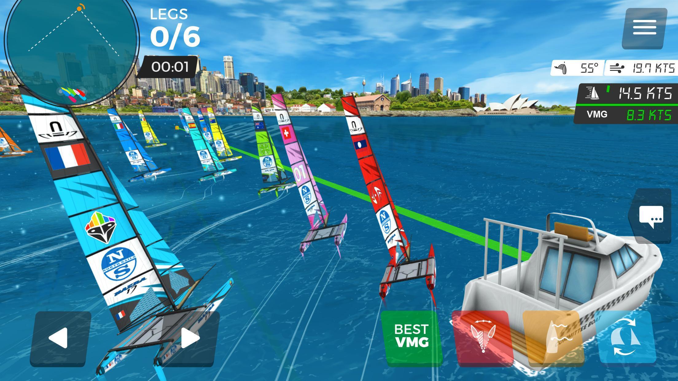 virtual regatta