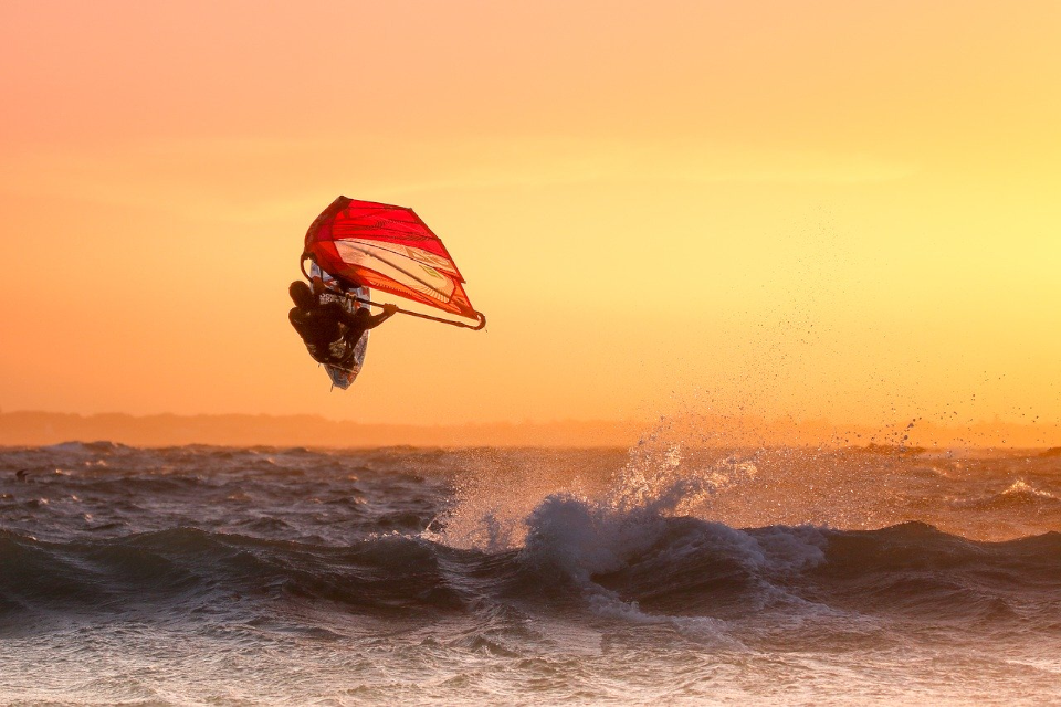 windsurf lifestyle