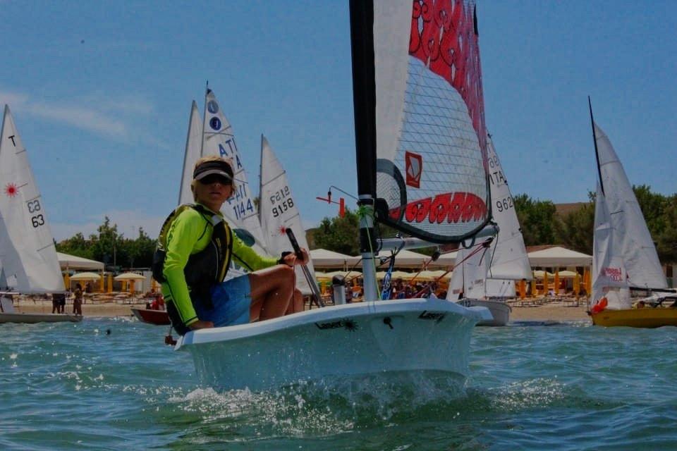 La scuola vela e di windsurf
